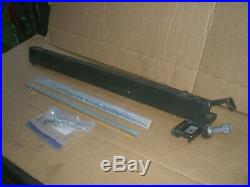 Geared Rip Fence and rack for Craftsman 10 Table Saw 113.29903
