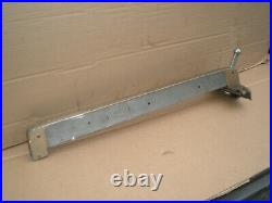 Geared Rip Fence for Craftsman 9 Table Saw 103.20001