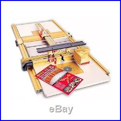 INCRA LS32-TS-WF Ts-Ls Table Saw Fence with Wonderfence and Router System Acc