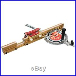 Incra MITER1000SE Miter Gauge Special Edition With Telescoping Fence and Dual