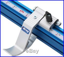 Kreg Precision Miter Gauge System Table Saw Cutting Power Tool Heavy Duty Fence