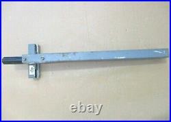 Makita Model 2708 8 Table Saw Twist-Lock Rip Fence Assembly MPN 122250-8