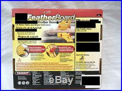 Milescraft 1406 FeatherBoard for Router Tables Table Saws and Fences