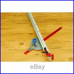 Miter Gauge Aluminium Fence For Bandsaw Table Saw Router Angle Miter Gauge Guide