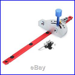 Miter Gauge Carpentry Tool Fr Bandsaw Table Saw Fence Cut Woodwork Guide Durable