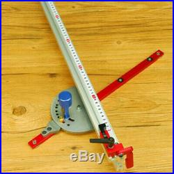Miter Gauge Table Saw Router Woodworking Angle Fence Ruler Carpentry Accessory