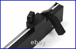 Miter Gauge Track Stop Table Sawing Assembly Ruler Table Saw Router Woodworking