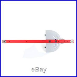 Miter Gauge Wood Working Tool For Bandsaw Table Saw Fence Cut Woodworking Guide