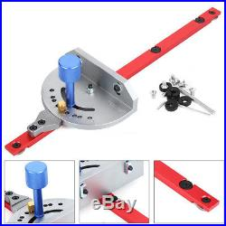 Miter Gauge Woodworking Tool Fence Cut Woodworking Guide