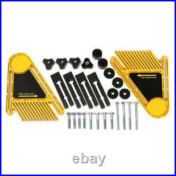 Multi-purpose Tools Set Double Featherboards Table Saws Router Tables Fences EP5