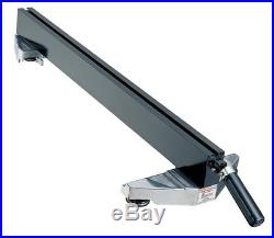 New! Shop Fox W1410 Fence With Standard Rails Table Saw Fence