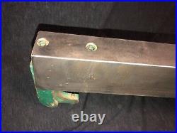 Powermatic Model 66 Table Saw Rip Fence