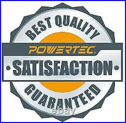 Powertec Bs900rf Rip Fence For Bs900 Wood Band Saw Work Table Size 11-1/8 To