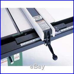Precision Replacement Rip Fence for Larger Table Saw 7' Rails Up to 54 Rip