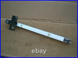 Quick Lock Rip Fence for Craftsman 10 Table Saw 137. Series