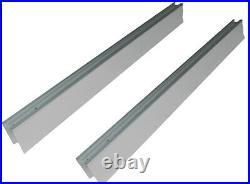 Ridgid 2 Pack Of Genuine OEM Replacement Rip Fences # 089110113142-2PK