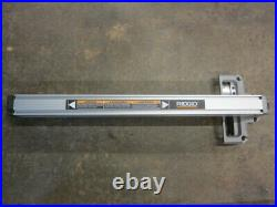 Rigid R4513 10 inch Table Saw Rip Fence Guide 089290001707