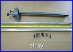 Rip Fence Assembly WithFt & Rr Rails From Delta Rockwell Table Saw