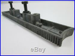 Rip Fence Left Rail Extension Vintage Sears Craftsman 10 Belt Drive Table Saw