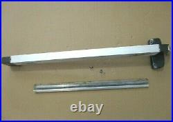 Rip Fence & Slide Rack for Older Model 103.22161 22160 Craftsman 8 Table Saw