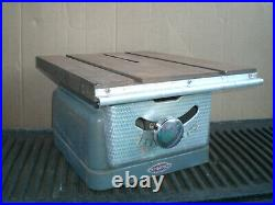 Rip Fence for 1950's Craftsman 8 Table Saw