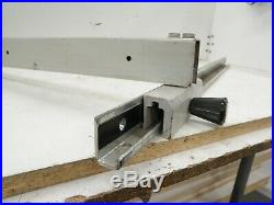 Rockwell Homecraft 9 # 34-580 Table Saw Fence