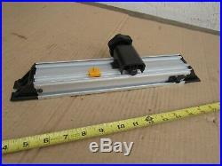 Ryobi 10 Bts15 Bt3000/3100 Table Saw Miter Fence Excellent