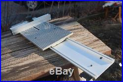 Ryobi BT3000 BT3100 Sliding Miter Table Assembly with fence