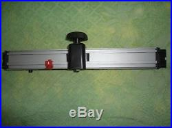 Ryobi Bt3000 Bt3100 Table Saw Miter Table Fence Assembly Complete