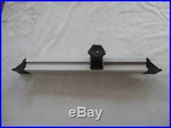 Ryobi Bt3000 Bt3100 Table Saw Miter Table Miter Fence P/n 969188001