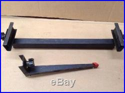Sears Circular Saw Table Fence & Extension No. 25963 CTS-351