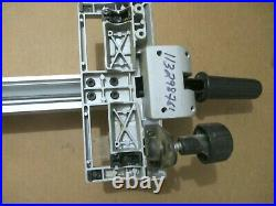 Sears Craftsman Align A Rip 24/24 Fence and Rails Assembly for 27 Deep Table