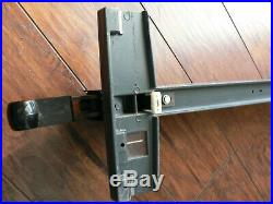Sears Craftsman Quick Lock Fence and Railssuper nice113 series NICE