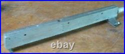 ShopSmith Mark V 500 replacement parts rip fence for table saw