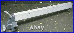 ShopSmith Mark V 510 attachments rip fence for table saw cn