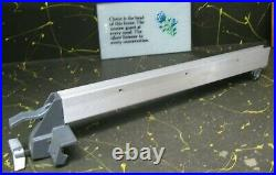 ShopSmith Mark V 510 replacement parts rip fence for table saw