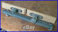 ShopSmith Mark V accessories shaper sander fence with instructions js