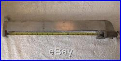 Shopsmith 10ER Table Saw Rip Fence Guide with Locks