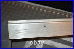 Shopsmith Mark V 510 Table Saw Fence