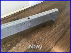 Shopsmith Mark V Model 500 Rip Fence And Table Saw Extension Table. Free Ship
