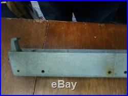 Shopsmith Mark V Model 500 Table Saw Fence Used