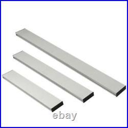 T-Tracks Slot Miter Connector 450/600/800mm Aluminum Profile Fence Sliding Kits