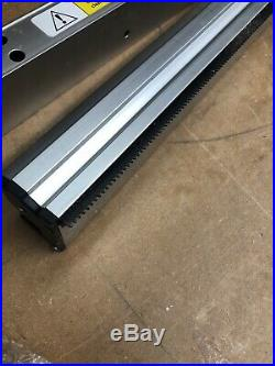 Table Saw Band Saw Fence Guide Axminster Replacement Rip Fence Guide Never Used