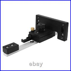 Table Saw Fence Main/Auxiliary Bracket Table Saw Fence Bracket CNC Processed