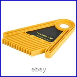Table Saw Fence Plastic Durable Accurate Table Saw Sled Multipurpose Router