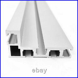 Table Saw Miter Track Woodworking Tool 600mm Aluminium Alloy Fence Stop
