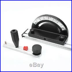 Table Saw Ruler BandSaw Miter Gauge Mitre Fence Cut For Woodworking Machinery