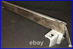 VINTAGE Craftsman King Seeley 103.27270 Table Saw FENCE Assembly