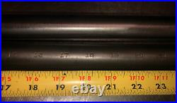 VINTAGE Delta Rockwell 10 Tilting Arbor Saw 34-315 Fence Rails & Hardware Set
