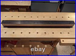 Vega Table Saw Fence Bar 36